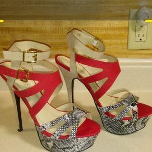 Womens size 10 heels